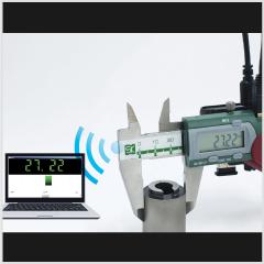 ノギス無線送信機